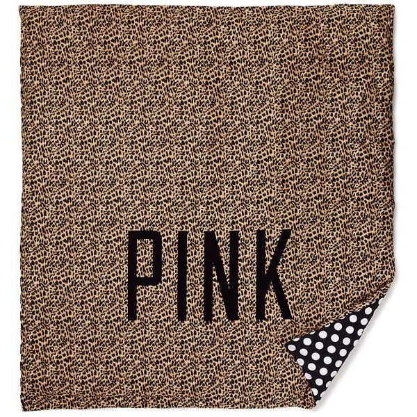 Victoria's Secret Reversible Duvet Cover featuring polyvore home bed & bath bedding duvet covers blanket housethings pink victoria's secret king bedding queen bedding king size bedding pink queen bedding victoria secret pink bedding