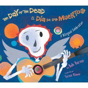 Este libro se trata de la tradición del Día de los Muertos que muchos hispano hahablantes celebran. En la historia dos niños hablan de lo que hacen en este día para sus ancestros y para las personas que ya no están en la tierra. Hablan sobre el tipo de comida que les preparan y llevan a sus seres queridos.