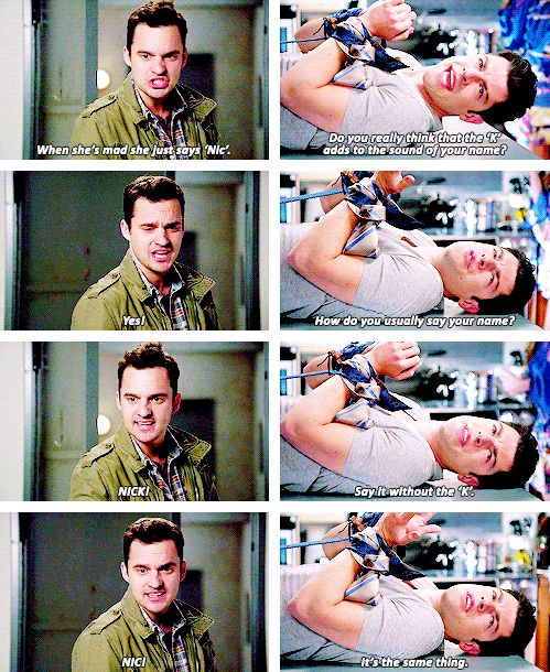 New Girl - Nick & Schmidt #3.17 #Season3