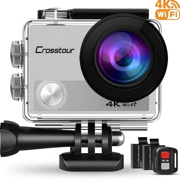 Best Crosstour Action Cameras For Adventures In 2020 Wifi