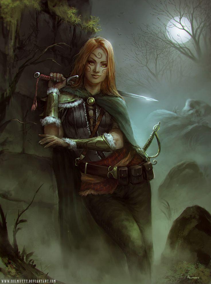 Imagens para Inspirar – Rangers I      Desde muito que a classe dos rangers é uma das preferidas de muitos jogadores de RPG. Popularizada e...