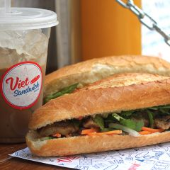 New Opening: Viet Sandwich - Now set up permanently in the city, these authentic bánh mì  purveyors are fuelling our fervour for the Vietnamese street food.