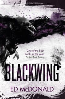 Welcome: Blog Tour: Blackwing -Raven's Mark #1 Has Not Ended