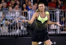 There is doubt Maria Sharapova will play at the French Open or Wimbledon when she returns from her ban