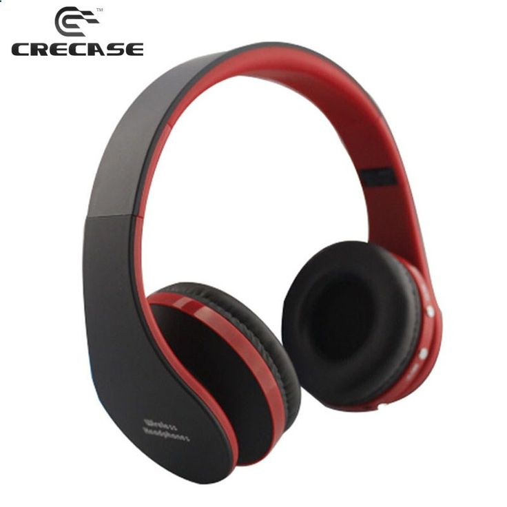 Find More Earphones & Headphones Information about New Bluetooth NX 8252 Headphone Foldable High Surround Sound Wireless Stereo Headset For Phone Laptop Tablets PC with Mic,High Quality headset splitter,China headset hook Suppliers, Cheap headset from GUANGZHOU CRECASE FLAGSHIP STORE on Aliexpress.com