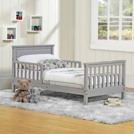 Baby Relax Haven Toddler Bed, Choose Your Finish - Walmart.com
