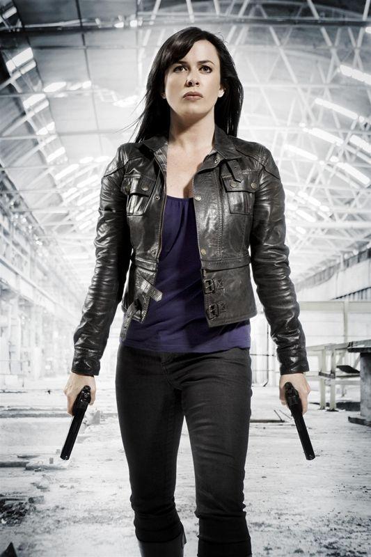 Eve Myles as Gwen Cooper