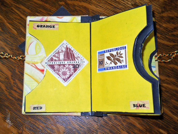 Construction Paper Book Cover : The construction of book is made up stiff envelopes