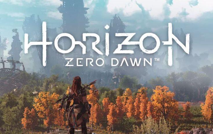 Horizon Zero Dawn Trailer!