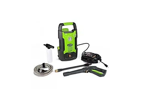 GreenWorks 13amp 1500 PSI 1.2 GPM Electric Pressure Washer for $61.19 at Amazon