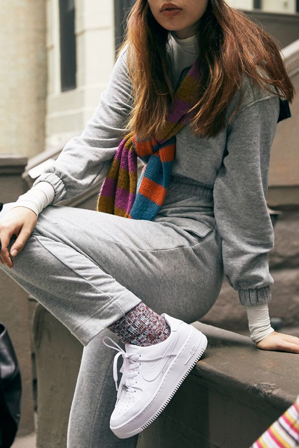 outfit air force 1 high top womens