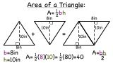 What is the Formula for the Area of a Triangle?