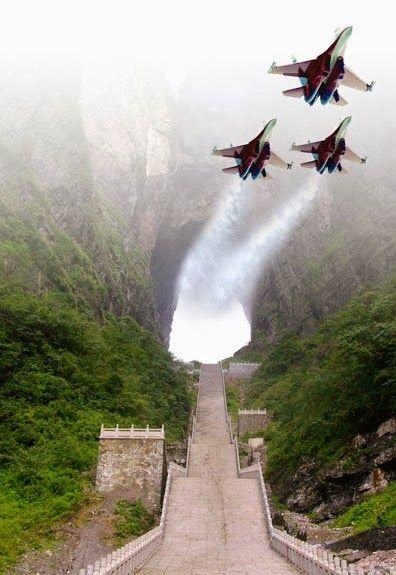 Tianmen Mountain Zhangjiajie China Holidayspots4u