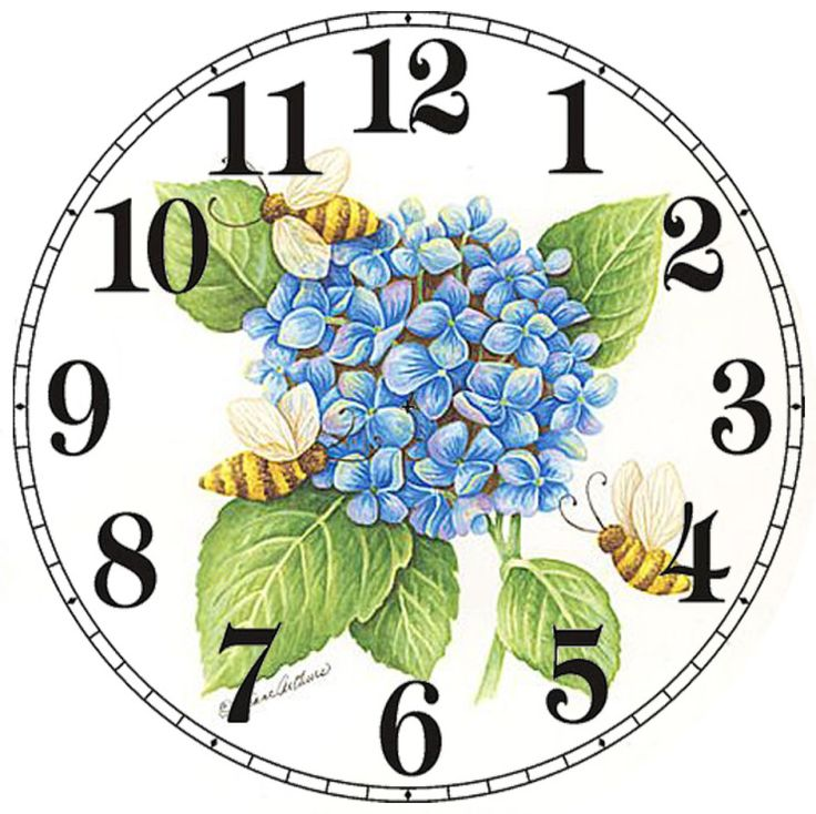 Gallery.ru / Фото #200 - Циферблаты для декупажа часов. - lada45dec