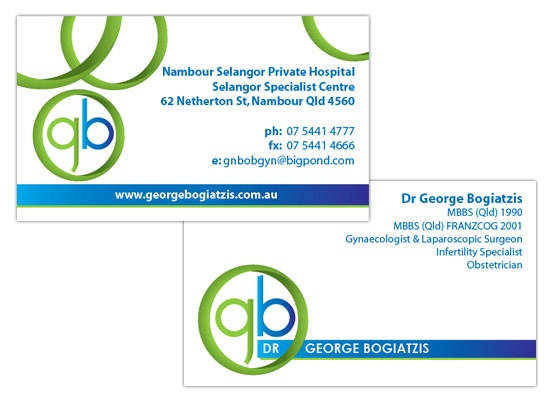 Business Card Design by Logomotion Web + Graphic Design www.logomotion.net.au