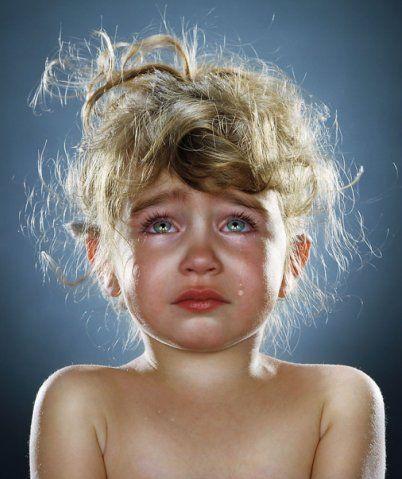 «Плачущие дети» Джилл Гринберг