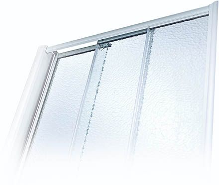 coastal shower doors products tri slide frameless bypass shower doors
