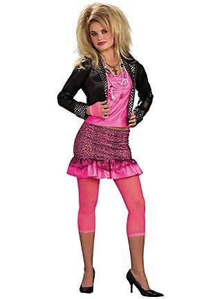 80s Fashion For Women Costumes Homemade S Costumes For