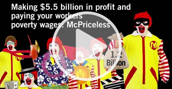 See what McDonald's money is buying in this latest video
