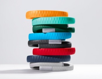 Intelligentes Armband: Das Jawbone Up
