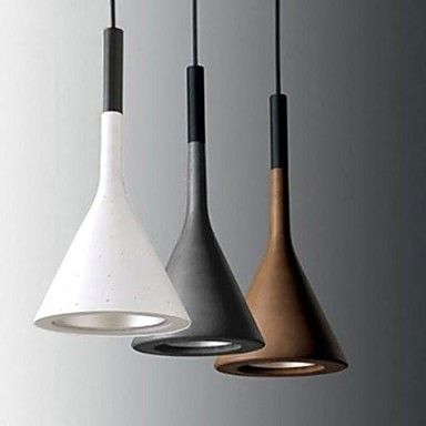 Pendant Lights Mini Style Retro Living Room/Bedroom/Dining Room/Study Room/Office/Kids Room Metal – CAD $ 125.09
