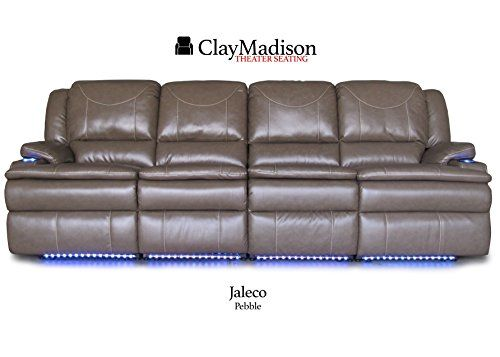 Clay Madison Jaleco Row of 4 Middle Loveseat Pebble Review https://reclinersforsmallspaces.info/clay-madison-jaleco-row-of-4-middle-loveseat-pebble-review/