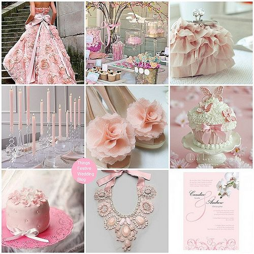 Pretty In Pink Party ideas to use in gold maybe with a hint of blue for my tea party!