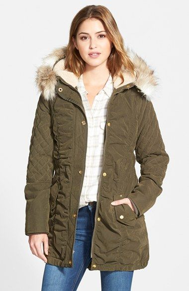 46 best PARKA 2016 images on Pinterest | Nordstrom, Army green and ...