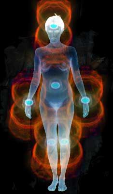 Image result for human body aura fantasy art