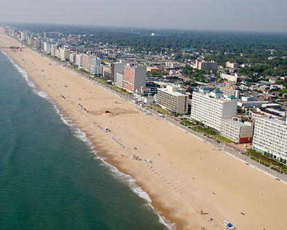 beaches in virginia