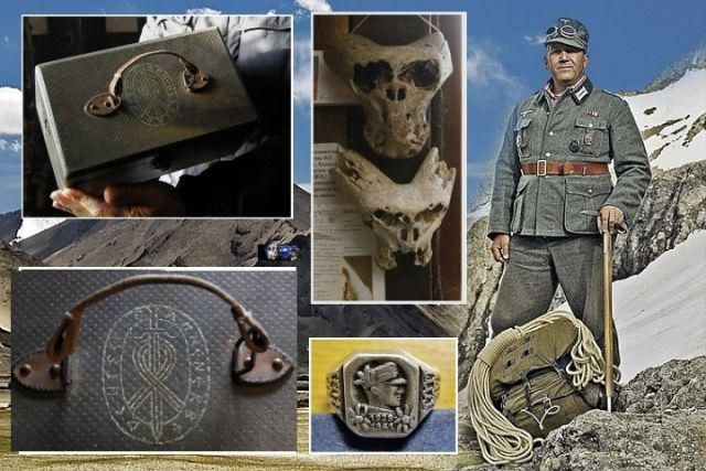 Two 'alien' skulls discovered in Russia, a secret Nazi institution and the search for the origin of Mankind