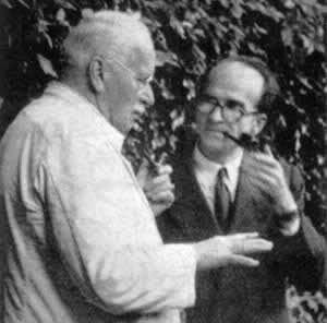Mircea Eliade and Karl Gustav Jung
