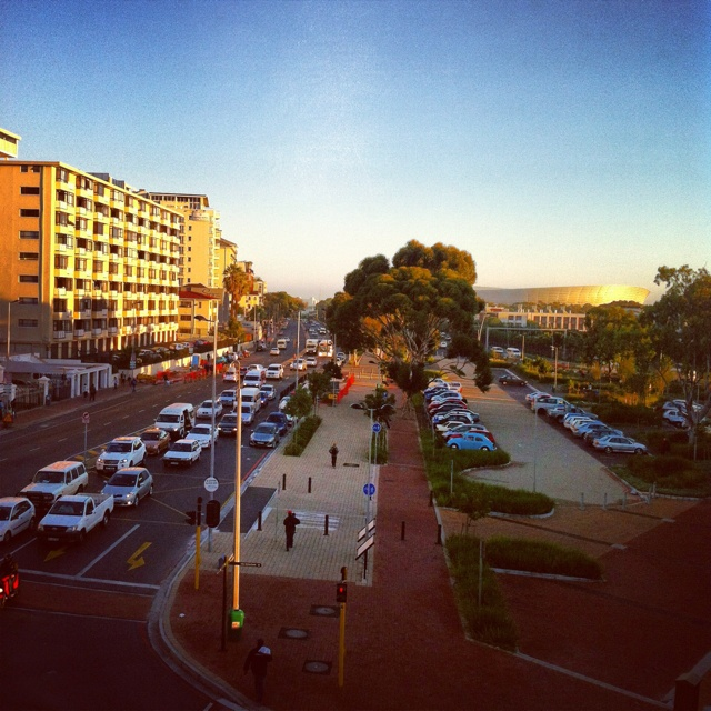 Green Point, Cape Town