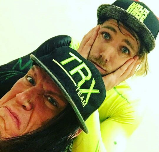 Sami Callihan and Angelico