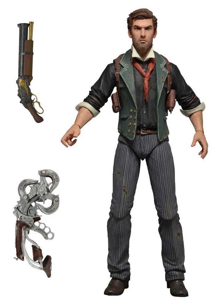 BioShock Infinite figurine Booker DeWitt NECA