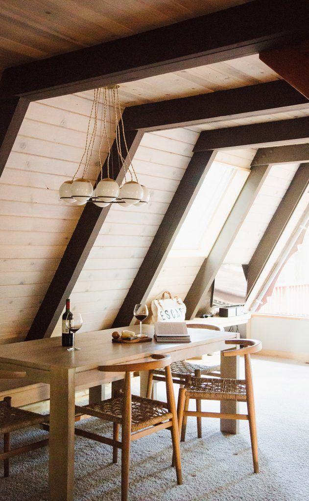houten hut / cabin inspiratie voor in de winter - MakeOver.nl