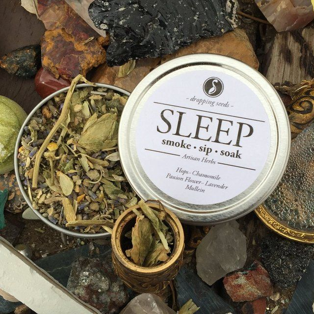 SLEEP Herbal Smoking Blend