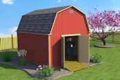 barn shed plans for sale