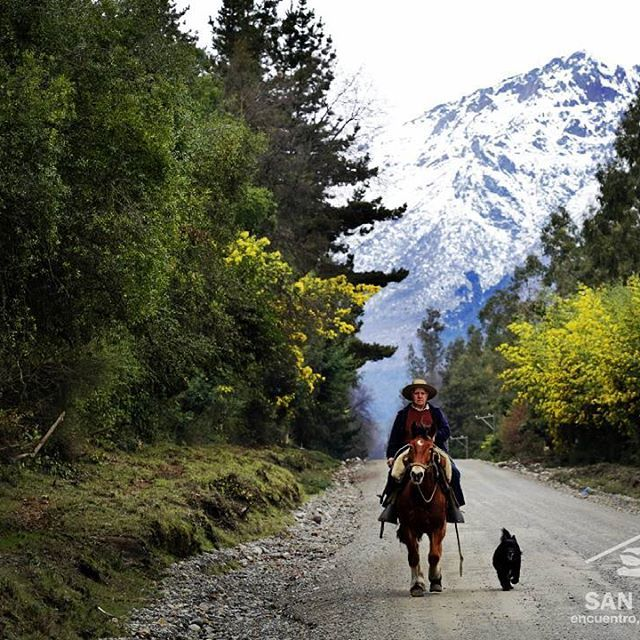#TurismoSanClemente   Camino Vilches
