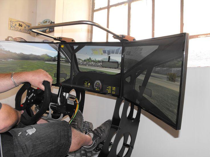 Une idée d'activité à faire en famille : Cédric vient de tester le nouveau centre de pilotage sur simulateur installé au Pôle Mécanique d'Alès... Impressionnant! ;-) Lire son témoignage : http://www.sortie-famille-gard.com/teste-approuve-premiere-course-chez-rallye-academie/