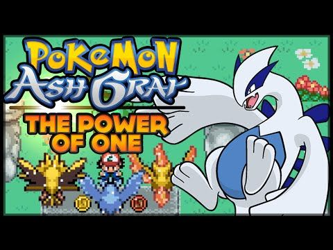 Pokémon Ash Gray | The Movie 2000 - The Power of One - YouTube