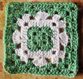 This crochet Christmas snowflake pattern is perfect for winter! | AllFreeCrochetAfghanPatterns.com