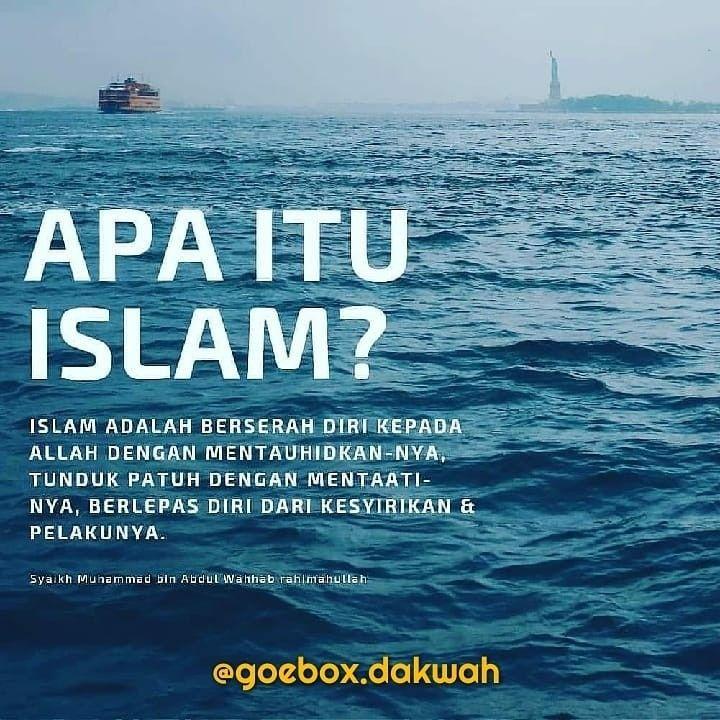 Kata Bijak Agama Islam Dengan Gambar Kutipan Agama Agama