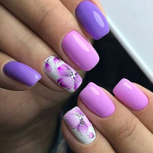 Nail Art 2019: 234 Best Nail Trends 2018-2019 Images On Pinterest