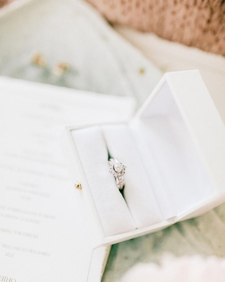 I'm more than happy with my wedding ring. Take a look on my blog for more! Arctic Vanilla blog.