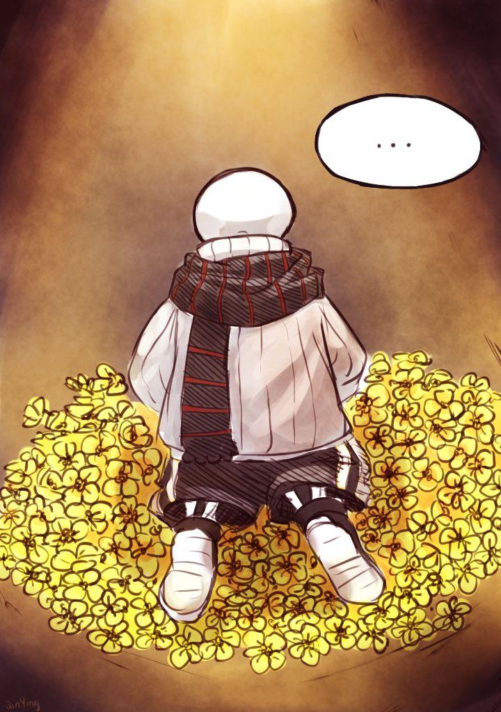 flowerfell sans part1   Tumblr