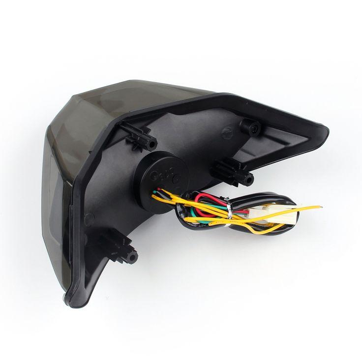 Mad Hornets - Tail Light LED integrated Turn Signals Kawasaki Ninja 300 Z250 (2013-2014-2015) Smoke, $49.99 (http://www.madhornets.com/tail-light-led-integrated-turn-signals-kawasaki-ninja-300-z250-2013-2014-2015-smoke/)