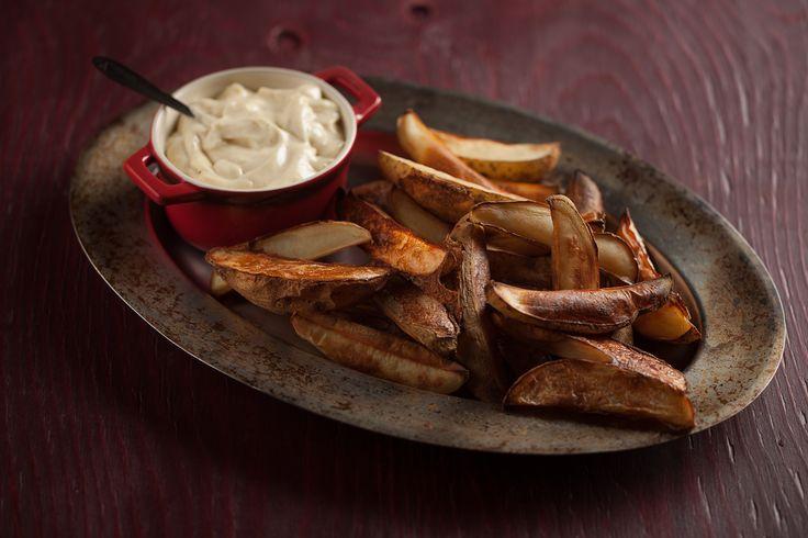 Patates « Wedge » de Suzanne Pringle