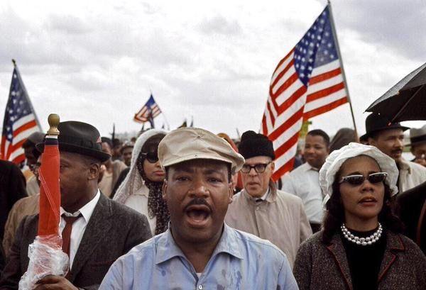 "indoorocean: "" Martin Lither King Jr., Selma. """