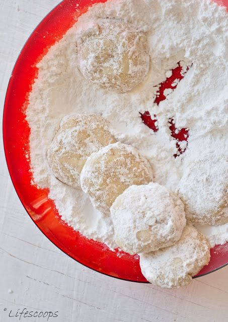 Life Scoops Italian Wedding Cookies Mexican Cake Snowball Russian